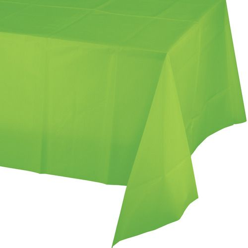 Rectangular Table Cover Light Green