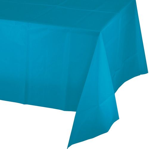 Rectangular Table Cover Turquoise