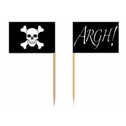 Pirate Flag Picks