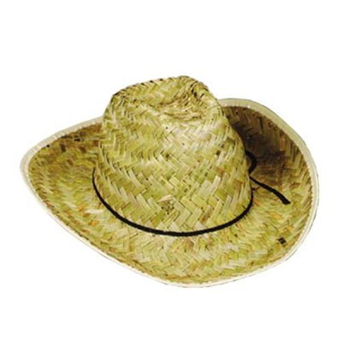Hi-Crown Cowboy Hat