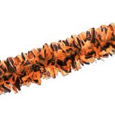 Halloween Decorations Orange-Black Festooning Image
