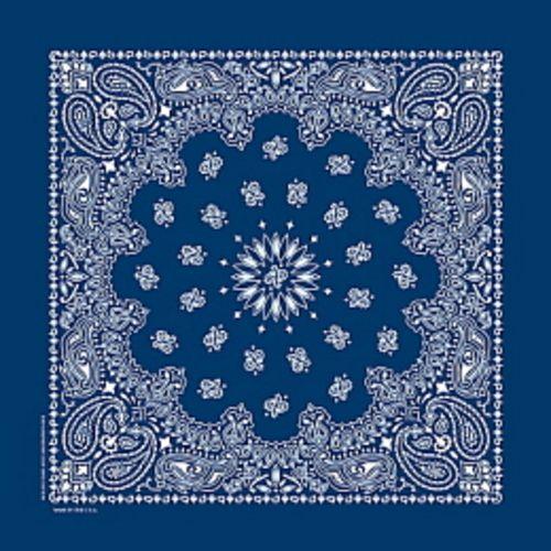 Economy Blue Bandana