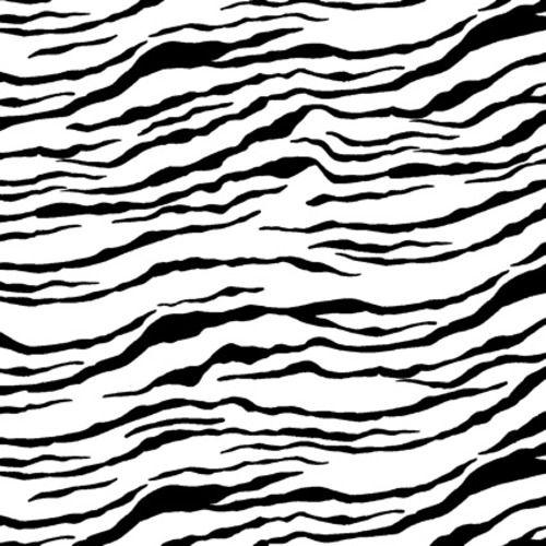 Zebra Stripes Bandana