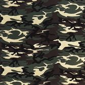 Western Party Wear Camouflage Bandana Image