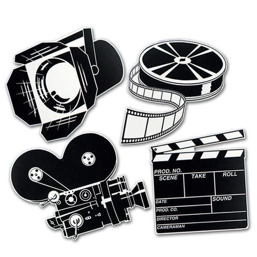 Movie Set Cutouts
