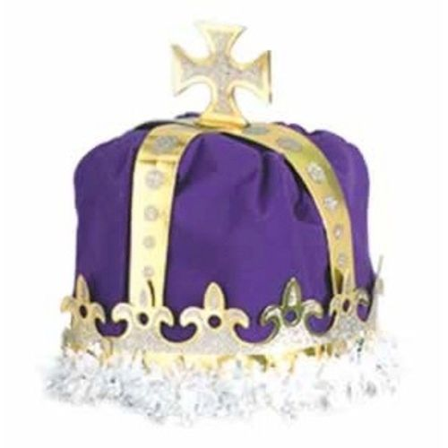 King's Crown Purple Velour