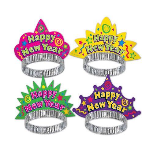 Color Brite New Year Tiara
