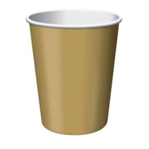 Metallic Gold Cups