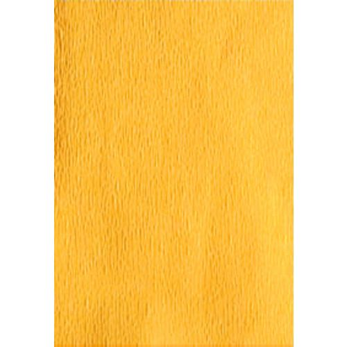 Golden Yellow Crepe Paper Sheets