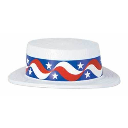 Skimmer Hat with Star Band
