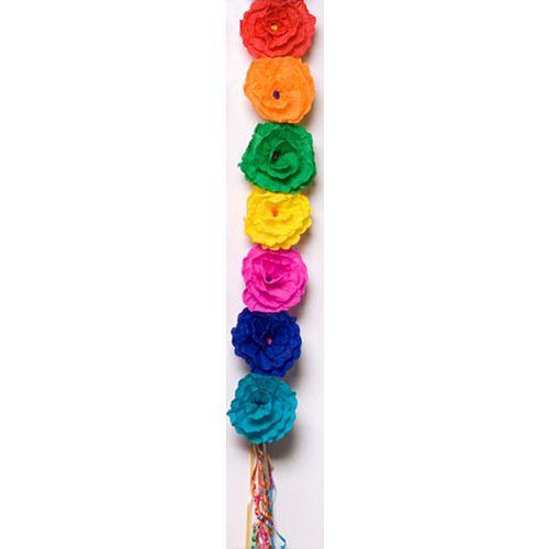 Lisa's Multi-Color Flower Swag