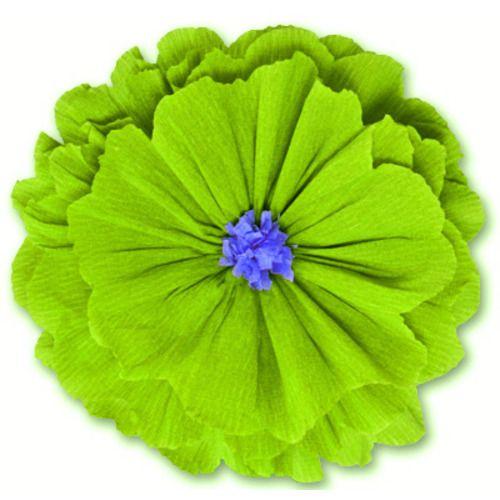 Rachel's Lime Green Flower
