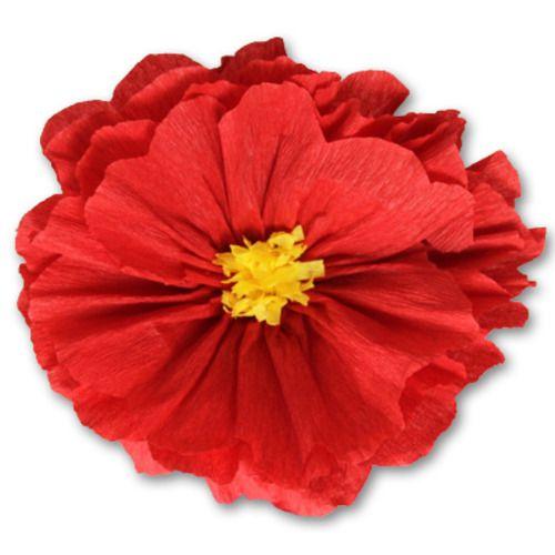Rachel's Red Flower