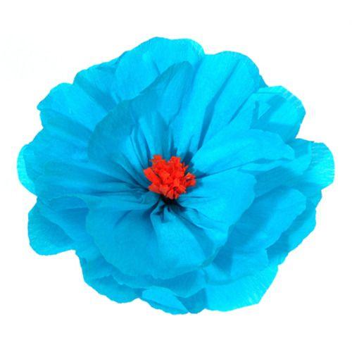Rachel's Turquoise Flower