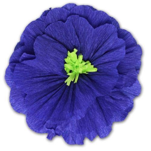 Rachel's Royal Blue Flower