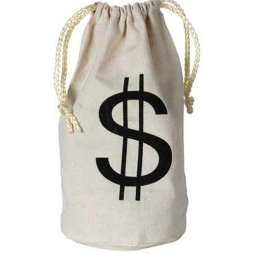 Dollar Sign Bag