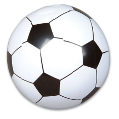 """7"""" Soccer Ball Inflates"""