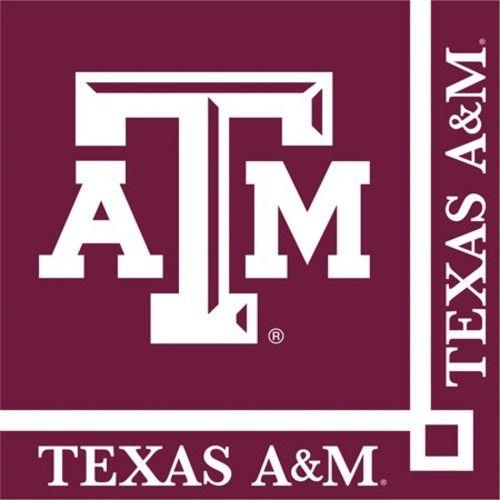 Texas A&M Beverage Napkins
