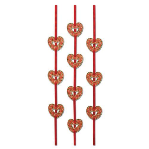Heart Ribbon Stringers