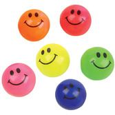 60s & 70s Favors & Prizes Smile Face Hi-Bounce Balls Image