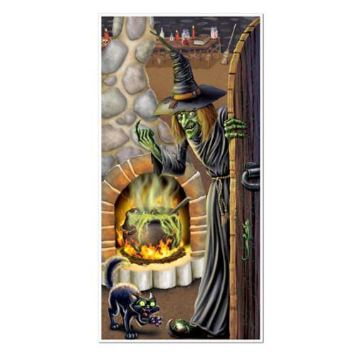 Witch's Brew Door Cover