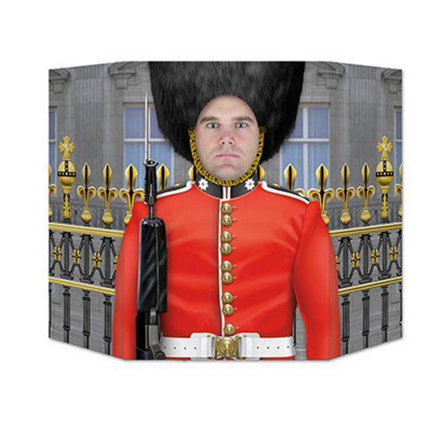 Royal Guard Photo Prop