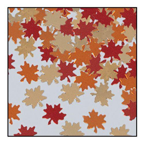 Autumn Leaves Confetti