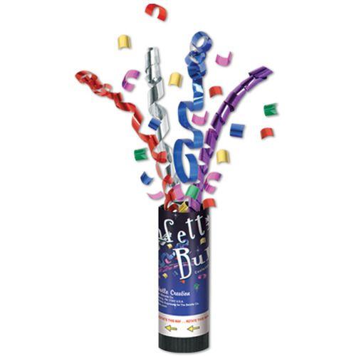 Multicolor Confetti Burst