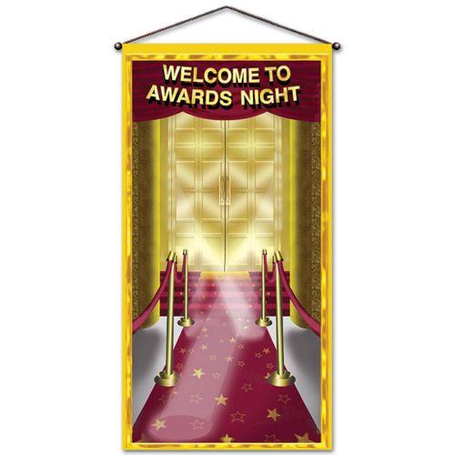 Awards Night Door Panel