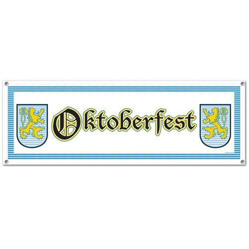 Oktoberfest Sign Banner