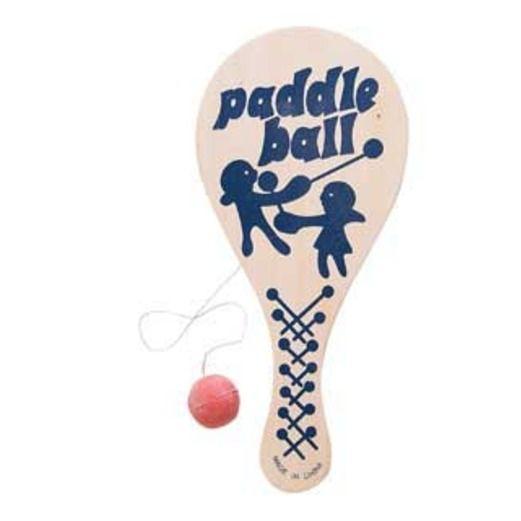Paddle Balls
