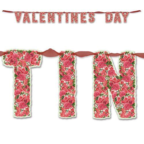 Valentine's Day Streamer