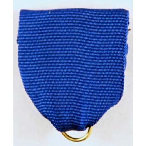 Blue Ribbon Drape