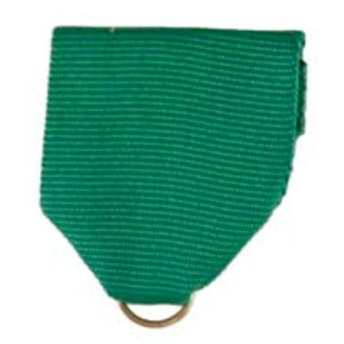 Green Ribbon Drape