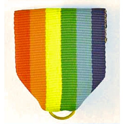 Rainbow Ribbon Drape
