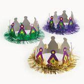 Mardi Gras Hats & Headwear Mardi Gras Fun Crowns Image