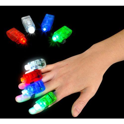 Light Up Finger Beams