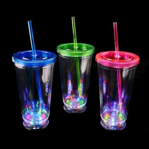 LED Plastic Tumbler