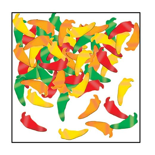 Chili Pepper Confetti
