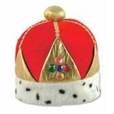 Hats & Headwear / Crowns & Tiaras Queen's Plush Crown Image