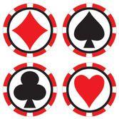 Casino Table Accessories Casino Coasters Image