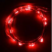 Glow Lights Red LED String Lights Image