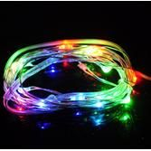 Glow Lights / String Lights Multicolor LED Wire String Lights Image