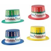 Birthday Party Hats & Headwear Birthday Top Hat Image