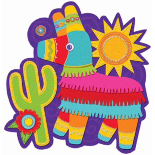 Cinco de Mayo Decorations Pinata Cutout Image