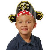 Birthday Party Hats & Headwear Pirate Hat Image