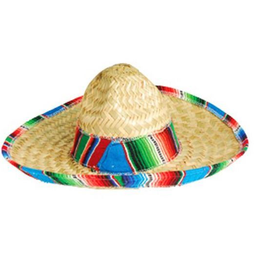 Child's Serape Sombrero
