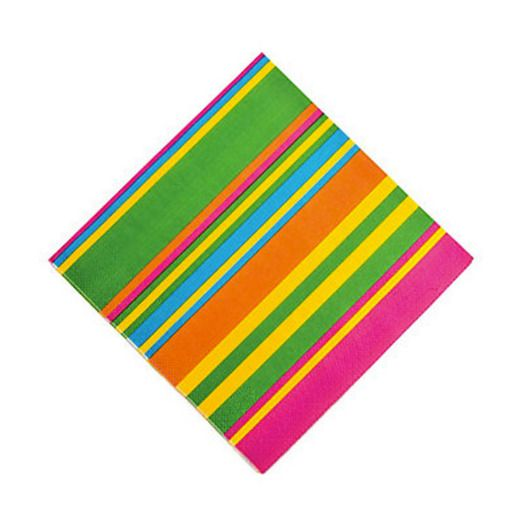 Fiesta Table Accessories Fiesta Party Luncheon Napkins Image