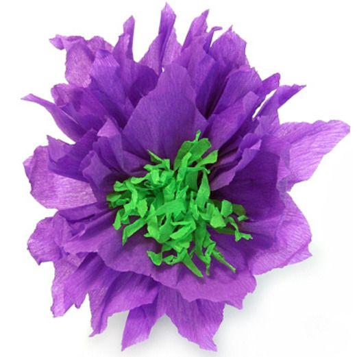 "Cinco de Mayo Decorations Gabriela's 4"" Flower Image"