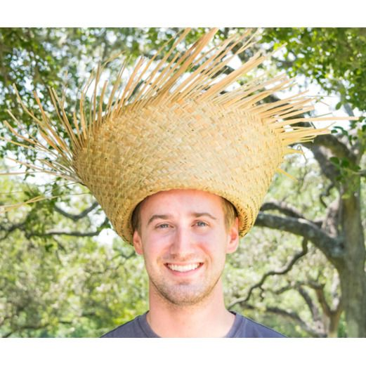 Cinco de Mayo Hats & Headwear Straw Bird's Nest Hat Image